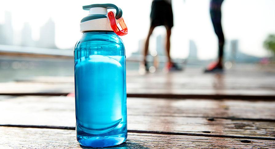Vattenflaskor för profilreklam